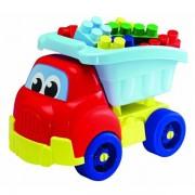 Camion Ecoiffier cu 30 de cuburi