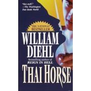 Thai Horse by Diehl W