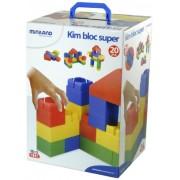 Miniland - 8232471 - Building Blocks - Kim - Grand Bloc - 20 Pezzi