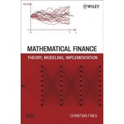 Mathematical Finance by Christian Fries