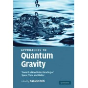 Approaches to Quantum Gravity by Daniele Oriti