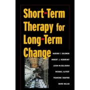 Short-Term Therapy for Long Term Change by Michael Alpert