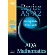 Letts A Level Success: AQA AS and A2 Maths: Study Guide by Peter Sherran
