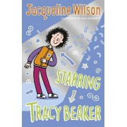 s21Starring Tracy Beaker by Jacqueline Wilson
