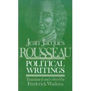 Political Writings by Jean-Jacques Rousseau