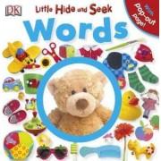Little Hide and Seek: Words by Dawn Sirett