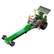 Lego: DC Batman - (2014) Riddler minifigure & Drag Racer by DC