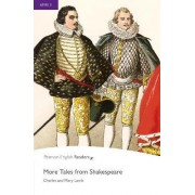 Level 5: More Tales from Shakespeare Book and MP3 Pack by Mary Lamb