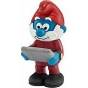 Figurina Schleich Boss Papa Smurf