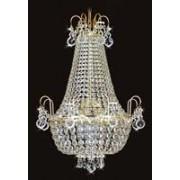 Crystal chandelier 6027 03/2-1007