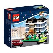 Lego, Bricktober 2015, Exclusive Bricktober Bakery #3/4 (40143)