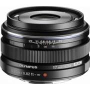 Obiectiv Foto Olympus M.Zuiko digital 17mm 1 1 8 Negru