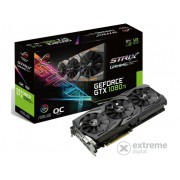 Placa video Asus nVidia GTX 1080 Ti 11GB DDR5X OC - ROG-STRIX-GTX1080TI-11G-GAMING