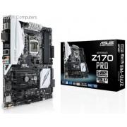 Asus Z170-PRo Z170 chipset LGA 1151 (sKylake) Motherboard