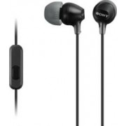 Casti Sony MDR-EX15AP Black