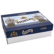 Tuburi tigari MORENO White (1000)
