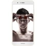 "Telefon Mobil Huawei Honor V9, Procesor Octa-Core 2.4GHz / 1.8GHz, LTPS IPS LCD Capacitive Touchscreen 5.7"", 6GB RAM, 128GB Flash, 12+12MP, Wi-Fi, 4G, Dual Sim, Android (Auriu)"