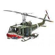 Revell 04905 - Bell UH-1 Huey Kit di Modello in Plastica, Scala 1:24