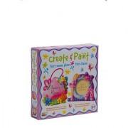 Create & Paint (Fairy Frame + Fairy Name Plate)