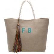 Handbag Schutz Stamp - Shopping Rustic Bamboo Schutz
