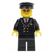 LEGO City Loose Airport Pilot Minifigure [Loose]