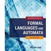An Introduction to Formal Languages and Automata by Peter Linz