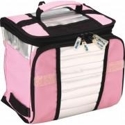 Bolsa Térmica/Cooler 7,5 Litros Rosa - Mor