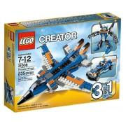 LEGO Creator - Avión ultrasónico (31008)