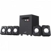 BOXE 5.1 GENIUS SW-5.1 1020 BLACK