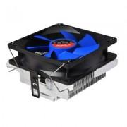 Dissipatore Spire Sigor SP543S1 per Processori Sk 1155 1156 775 AM2 AM3 AMD FM1 FM2 PWM Con Ventola