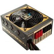 Alimentation PC Enermax Revolution 87+ 1000W noir, PCIe 4x, gestion des câbles, détail 1000 Watt 13,5 27,4 dB (A) Cable Management, Active PFC, 80 PLUS Gold
