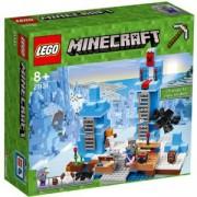 Конструктор Лего Майнкрафт - Ледените шипове - LEGO Minecraft, 21131