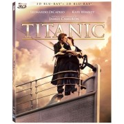 Leonardo DiCaprio,Kate Winslet - Titanic (Blu-ray 2D si Blu-ray 3D)