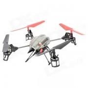 """""""WLtoys V959 2.4G Control de Radio 4-CH Quadcopter R / C Aviones w / 2.5 """"""""LCD mando a distancia / Camara"""""""