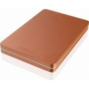 HDD Extern Toshiba Canvio ALU 2TB USB 3.0 2.5 inch Metallic Red