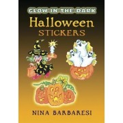 Glow-in-the-Dark Halloween Stickers by Nina Barbaresi