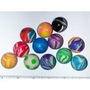 ~ 144 (1 Gross) Hi Bounce Balls ~ 1 Inch (27mm) ~ Assorted Colors ~ New