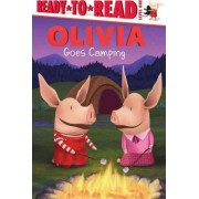 Olivia Goes Camping by Alex Harvey
