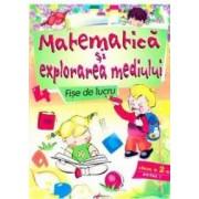 Matematica si explorarea mediului Fise de lucru cls 2 - Partea I - Marinela Chiriac Ioana Ionita
