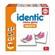 Educa Identic Tárgyak memória játék, 110 darabos