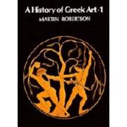 History of Greek Art 2 Volume Set by Martin Robertson