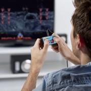 Plug-n-Play Retro TV Games Arcade Kit with 200 Games