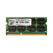 Transcend TS512MSK64V3N Memoria 4 GB DDR3 SO-DIMM 204-pin, Nero
