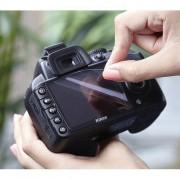 MOBSTAR Ultra Clean Screen Guard for Nikon Coolpix Camera L840 (Screen Guard+Wet Professional Screen Cleaning Paper+Dry Professional Screen Cleaning Paper)