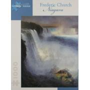 Frederic Church - Niagara: 1,000 Piece Puzzle