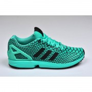 Adidas ZX Flux Techfit green
