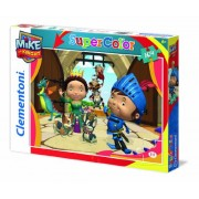 Clementoni 27897 - Mike the Knight: Bravest Knight Puzzle, 104 Pezzi