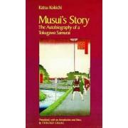 Musui's Story by Kokichi Katsu