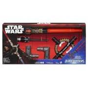 Sabie Star Wars Blade Builders Spin Action Lightsaber