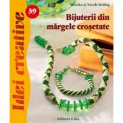 Bijuterii din mărgele croşetate - Idei creative 39.